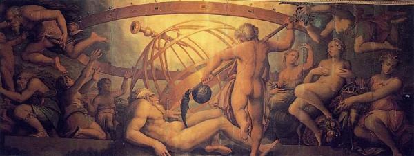 A Guerra de Sucessão entre Deuses Gregos