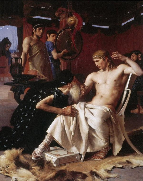Aquiles – O Herói por Excelência