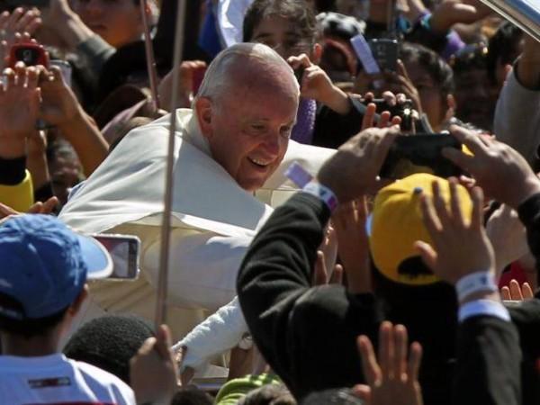 Papa Francisco, um Milagre em Vida!