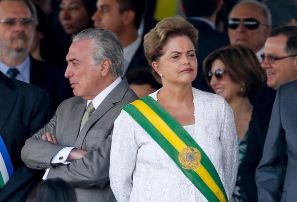 Brasil, Os Cenários Políticos da Ruptura Institucional.
