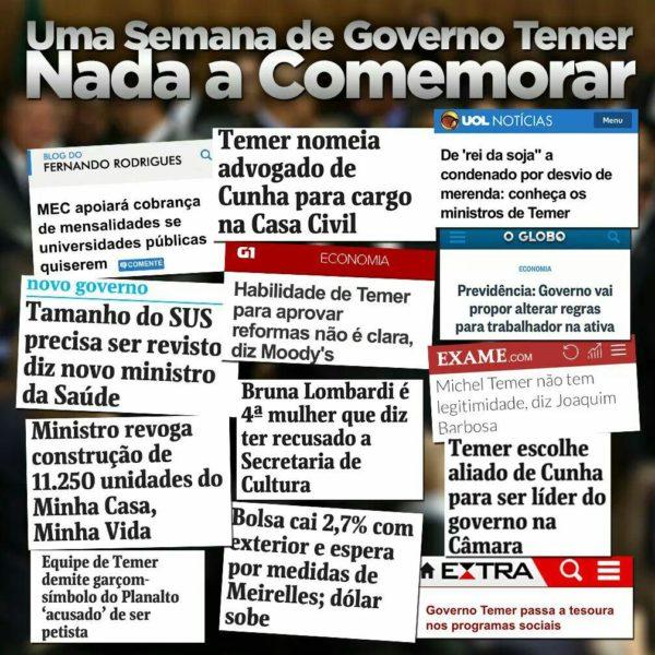 Os Dez Dias Que Abalaram O Brasil