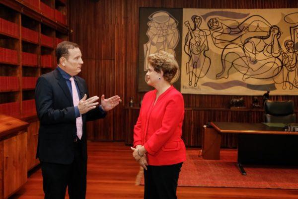 A Quixotesca Jornada de Dilma