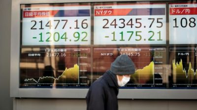 Crise do Kapital – Wall Street Manda um Beijo.
