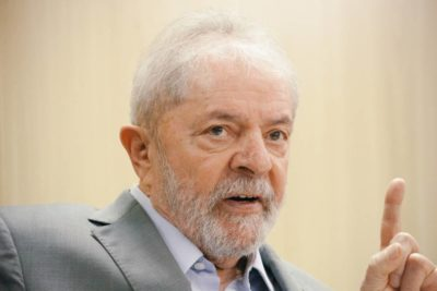 A Prisão de Lula é derrota da Conciliação de Classes e do Republicanismo Mambembe