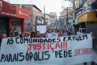 A Situação Dramática dos Direitos Humanos no Brasil