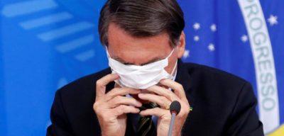 Interdição de Bolsonaro é Questão de Saúde Pública.
