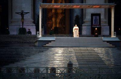 Papa Chiquinho, a Solidão da Fé.