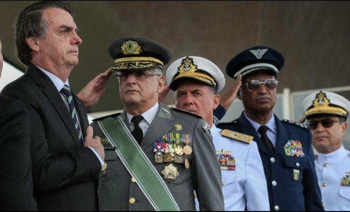 Bravata ou Golpe? O Brasil à Deriva sem Governo.