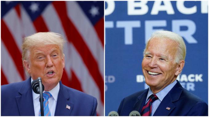 Trump x Biden: Um Fantasma Assombra os EUA…