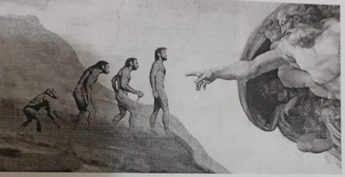 O começo, o meio e o fim, os anos de 2021, 2022, 2023… Ciência x Religião!