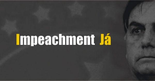 Impeachment Bolsonaro-Mourão e Governo de Salvação Nacional