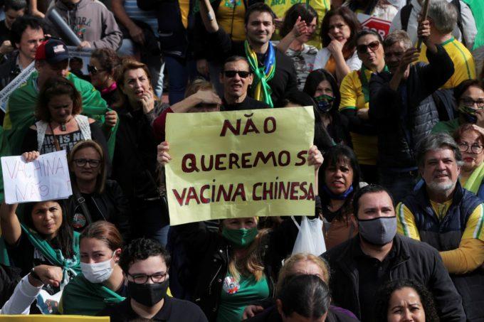 O Pavor da Situação do Brasil