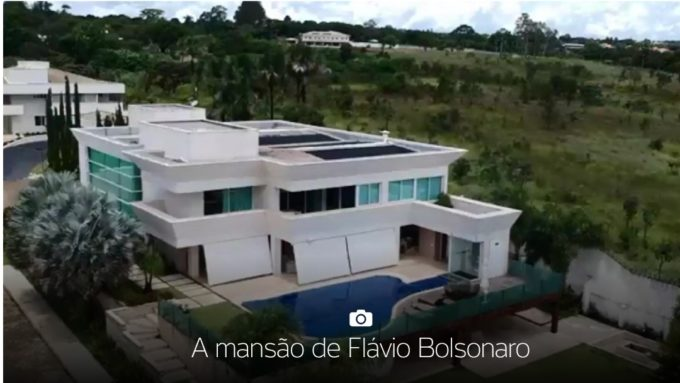 Mansão Milionária de Flávio Bolsonaro: A Vida Real do Brasil supera qualquer Ficção